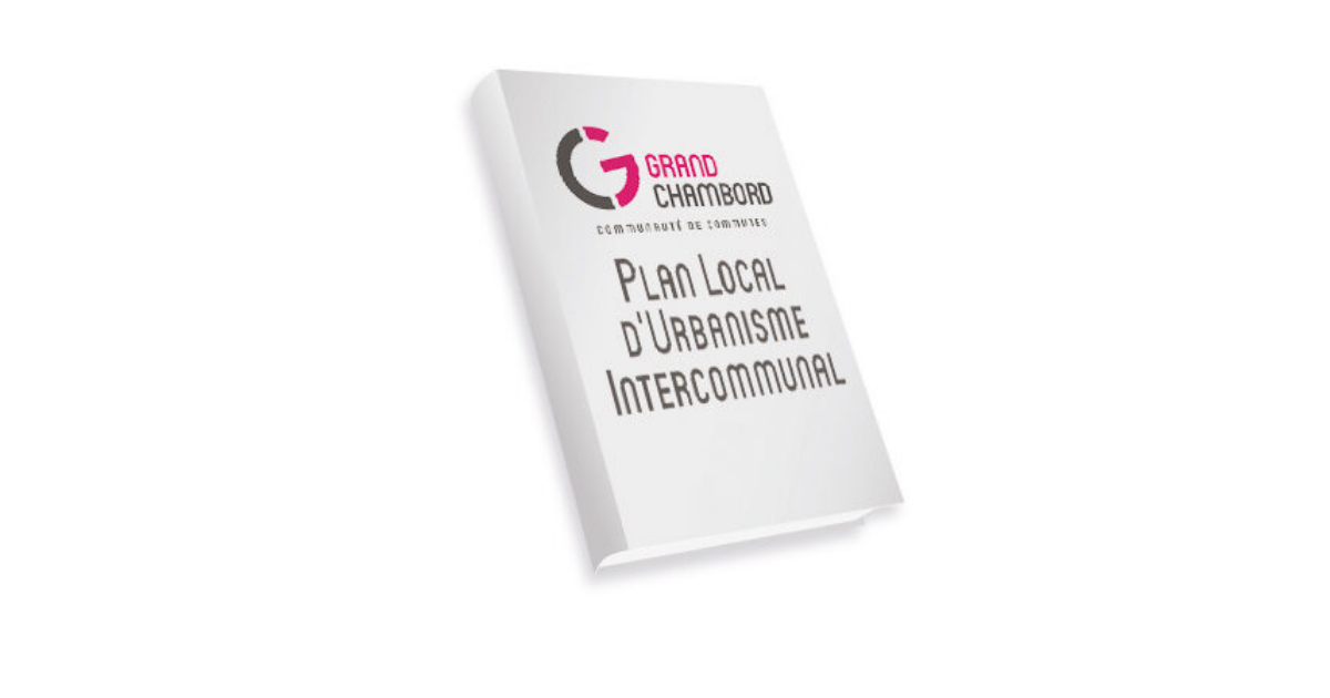visuel Plan local d'urbanisme intercommunal mont-près-chambord