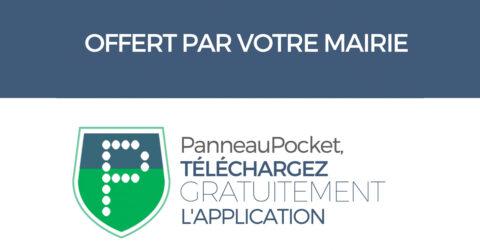 Visuel Panneau Pocket