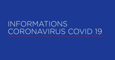 visuel COVID-19 actualité